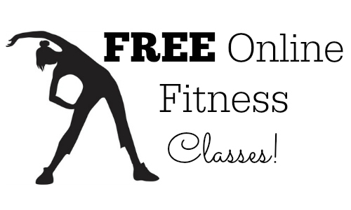 free online fitness clases