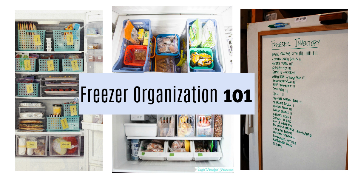 How To Organize A Chest Freezer Southern Savers