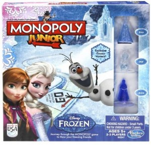 frozen junior