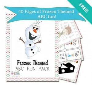 frozen math