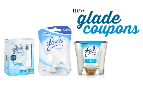 glade candles coupons