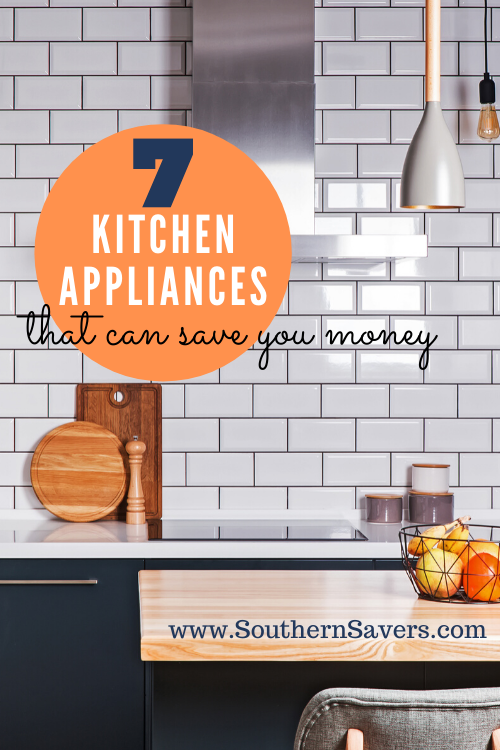 Just cause they're small doesn't mean they don't have value: each of these kitchen appliances can save you money in the long run!
