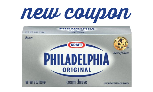 kraft cream cheese coupon