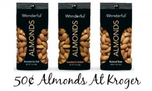 kroger almonds