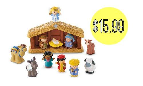 nativity set toys r us