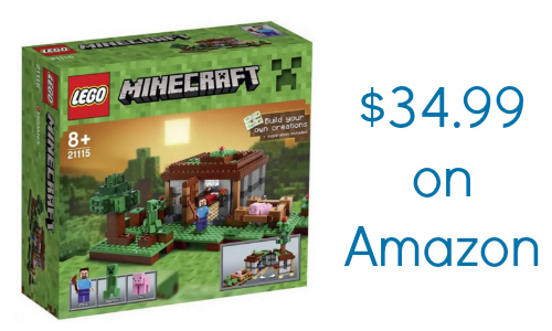 minecraft on amazon
