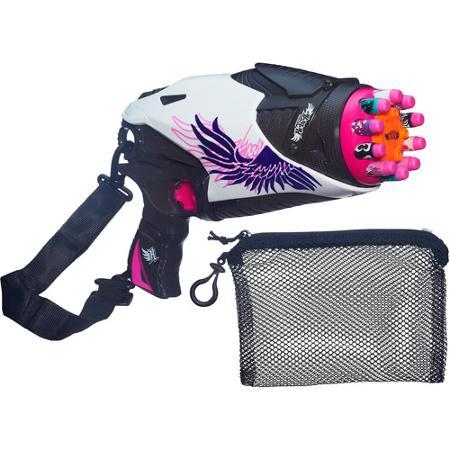 Nerf Dart Tag Quick 16 Blaster - Hasbro - Toys