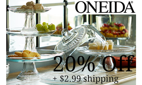 oneida coupon