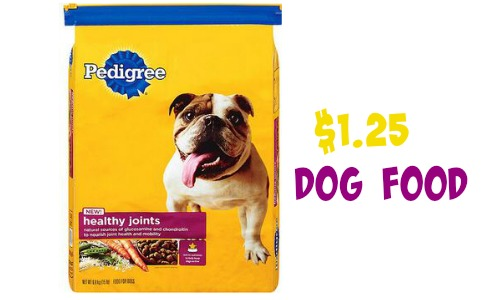 pedigree food
