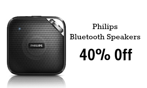 philips bluetooth speakers