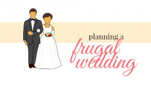 planning a frugal wedding