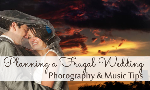 planning a frugal weding photography copy