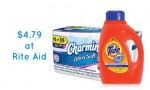 Rite Aid Deal   Bath Tissue and Laundry Detergent for $4.79