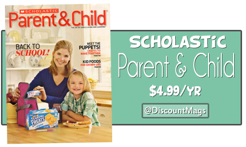 scholastic parent child