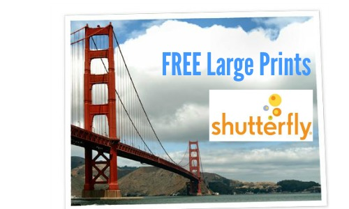 free large prints shutterfly