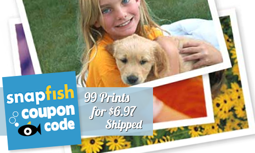 99 snapfish prints