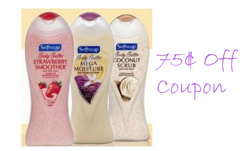 image about Softsoap Printable Coupon named Softsoap Overall body Clean Coupon Can make it 49¢ at CVS! :: Southern