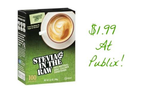 stevia in raw
