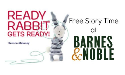 story time barnes and noble