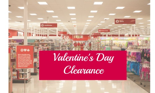 Target Sale Valentine 39 S Decor And Candy Clearance Southern Savers