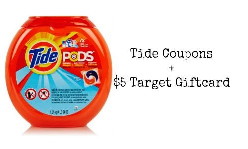 tide pods target giftcard