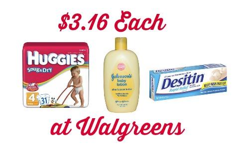 walgreens baby deal