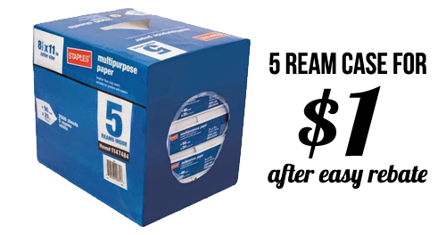 5 REAM CASE STAPLES COUPONS2