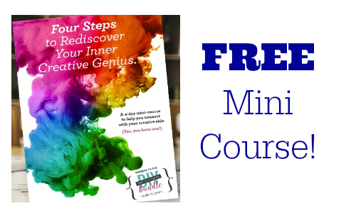 Free Rediscover Your Inner Creative Genius Course