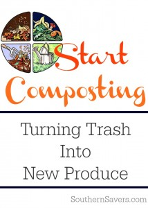 Learning to compost.  All of the details on what to compost and how to compost for your garden.