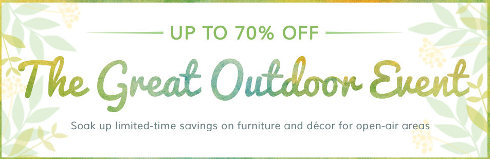 wayfair outdoor sale