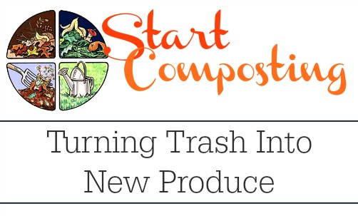 Start Composting: Turning Trash into New Produce