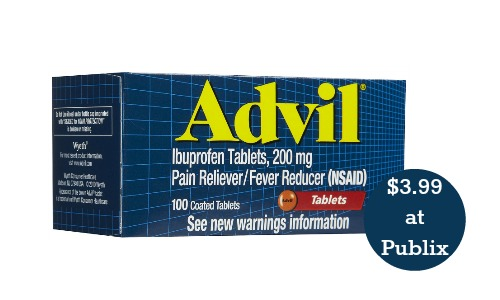 advil coupons publix