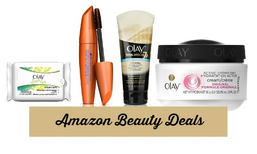 Amazon discount coupons for beauty products