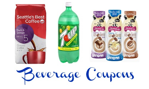 beverage coupons