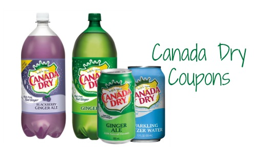 canada dry water coupon