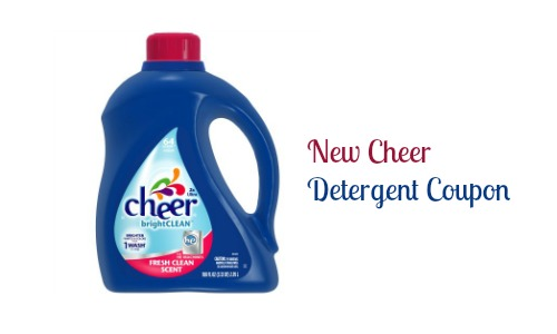 cheer detergent coupon