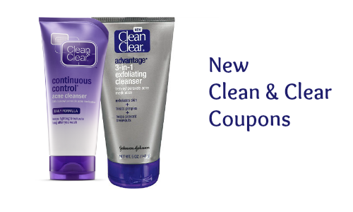 clean and clear coupons