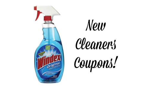 cleaners coupons