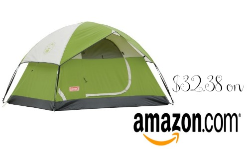 Looking to go c&ing as the weather warms up? C&ing gear can be pricey but you can save on the Coleman Sundome 2-Person Tent on Amazon!  sc 1 st  Southern Savers & Amazon: Coleman Sundome Tent $32.38 :: Southern Savers