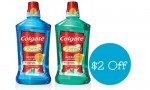 Colgate Mouthwash Coupon + More Oral Care Coupons