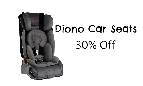 diono car seat sale 30 off on southern savers. Black Bedroom Furniture Sets. Home Design Ideas