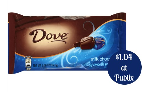 dove candy coupon