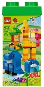duplo giant tower