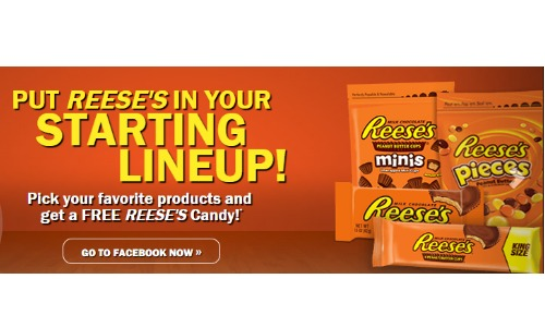 free reese's treat