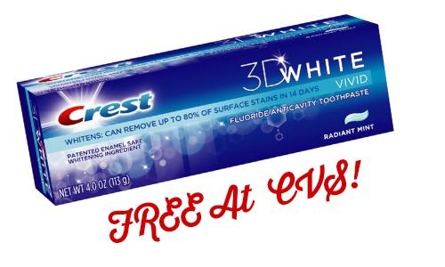 free toothpaste