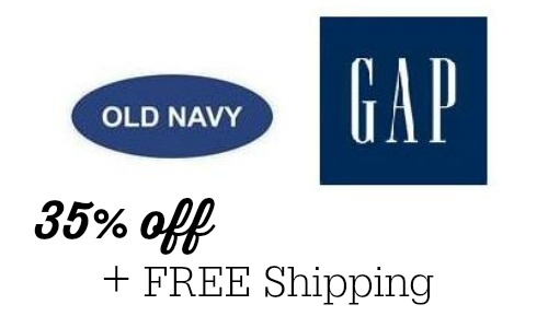 old navy free shipping to store