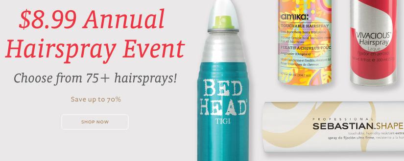hairspray event