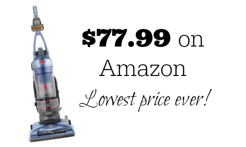 hoover vaccum deal