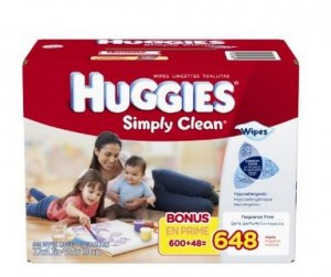 huggies big wipes