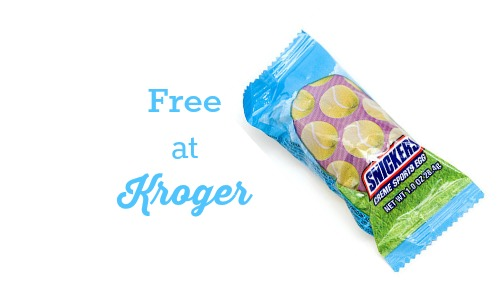 kroger free friday easter candy
